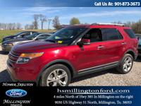 Ruby Red Metallic Tinted Clearcoat 2013 Ford Explorer