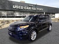 Options:  2013 Ford Explorer Limited|Awd Limited 4Dr