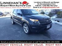 You are looking at a clean 2013 Ford Explorer Limited