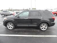 Come see this 2013 Ford Explorer Limited. Its Automatic