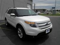 CARFAX 1-Owner. Limited trim. Heated Leather Seats, 3rd