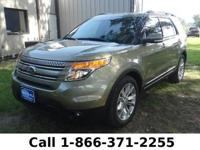 2013 Ford Explorer Limited Features: Keyless Entry -