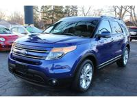 2013 Ford Explorer Limited with 128,528 miles.