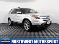 Two Owner Clean Carfax SUV with Backup Camera!