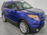 Push Button Start and Ventilated Front Seats. Explorer