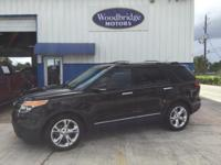 Options:  2013 Ford Explorer Limited|Kodiak Brown
