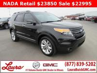 1-Owner New Vehicle Trade! Limited 3.5 FWD. Navigation