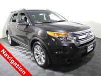 2013 Ford Explorer Limited with a 3.5L 6-Cylinder
