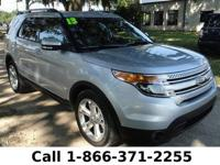 2013 Ford Explorer Limited Features: one owner - Sirius