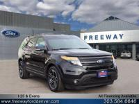 LOADED, 2013 Ford Explorer Sport AWD 6-Speed Automatic