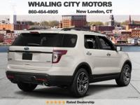 All Wheel Drive! Turbo! 2013 Ford Explorer. This