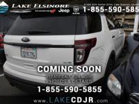 This outstanding example of a 2013 Ford Explorer Sport