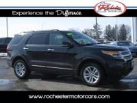 2013 Ford Explorer XLT, 4WD with 3,811 miles. This one