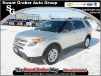 HEY, Great Choice on this 2013 Ford Explorer XLT with