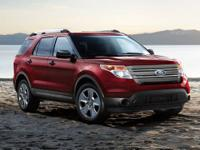 World Ford Pensacola presents this 2013 FORD EXPLORER