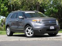 This 2013 Ford Explorer 4dr Limited SUV features a 3.5L