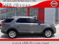 Body Style: SUV Engine: 6 Cyl. Exterior Color: Sterling