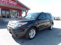 Options:  2013 Ford Explorer Heated Leather Seats!