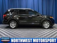Two owner 4x4 SUV with Backup Camera!  Options:  Four