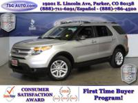 **** JUST IN FOLKS! THIS 2013 FORD EXPLORER XLT HAS
