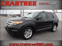 Options:  2013 Ford Explorer Xlt|Awd Xlt 4Dr Suv|3.5L|6