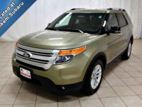 This third-row 2013 Ford Explorer is loaded with the