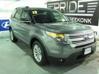 AWD! You NEED to see this SUV! Family fun comes in this