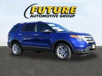 Come see this 2013 Ford Explorer XLT. Its Automatic