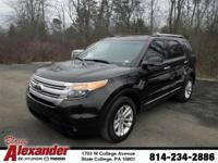 2013 Ford Explorer XLT. Serving Lewisburg,
