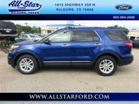 Exterior Color: deep blue, Body: SUV, Engine: 3.5L V6