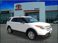 Exterior Color: oxford white, Body: SUV, Engine: Gas V6