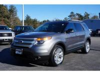 Exterior Color: gray, Body: SUV, Engine: V6 3.50L,