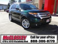 2013 Ford Explorer! Power and comfort in this classic