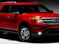 EPA 24 MPG Hwy/17 MPG City! XLT trim. 3rd Row Seat,