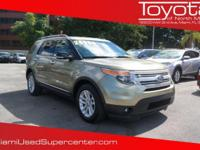 Options:  2013 Ford Explorer Xlt|Gray/|V6 3.5L
