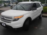 Check out this gently-used 2013 Ford Explorer we
