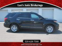 Options:  2013 Ford Explorer Here Is A Loaded Up Ford