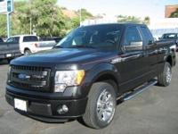 2013 Ford Certified Pre-owned F150 Super Cab STX 2wd.