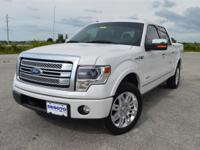 This one owner, well maintained Ford F150 Premium