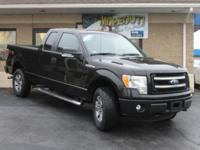 Clean One-Owner Carfax on this effective Ford F-150