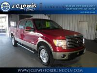 This impressive example of a 2013 Ford F-150 XL is