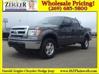 ( CREW CAB ) ( 4 WHEEL DRIVE ) ( XLT PACKAGE ) ( TOW