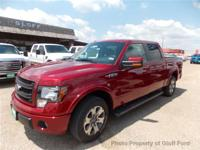 LOADED WITH VALUE! This F-150 comes equipped with: