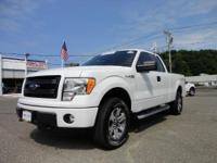 Exterior Color: oxford white, Body: Extended Cab