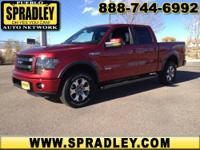 2013 Ford F-150 Crew Cab Pickup - Short Bed FX4 Our