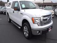 Treat yourself to a test drive in the 2013 Ford F-150!
