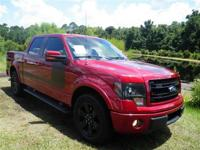 This 2013 Ford F-150 is Equipped With Standard features