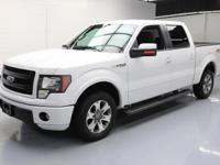 2013 Ford F-150 with 5.0L V8 Engine,Cloth Seats,Power