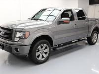 This awesome 2013 Ford F-150 comes loaded with the