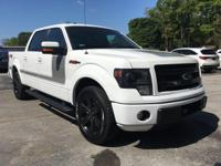 CarFax 1-Owner, LOW MILES, This 2013 Ford F-150 FX2